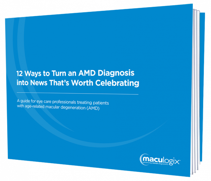 12 Ways to Turn AMD Diagnosis into News That's Worth Celebrating
