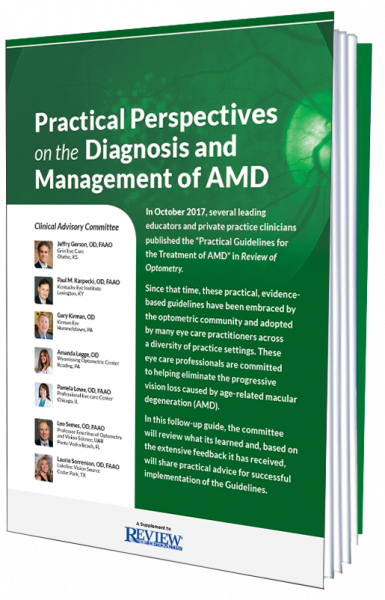Practical Perspectives on the Diagnosis and Management of AMD