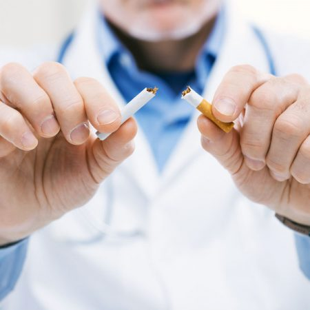 Smoking Cessation for AMD