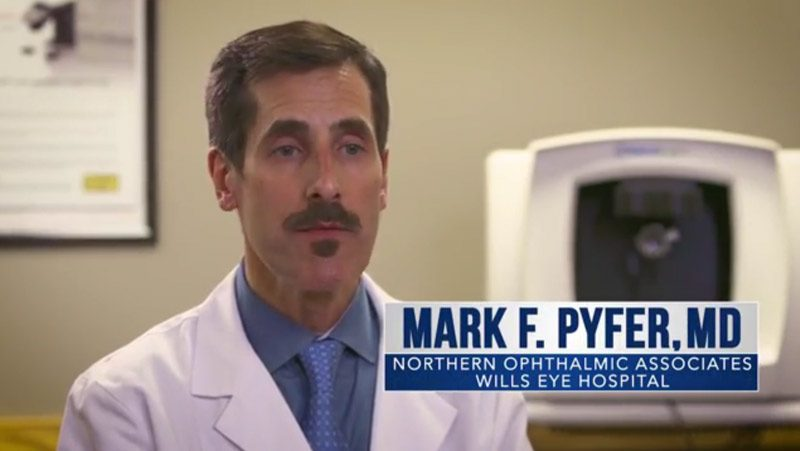 Q&A with Cataract Surgeon Mark Pyfer 1